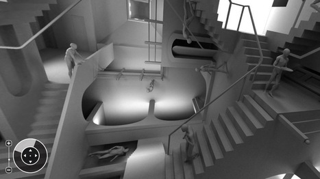 Un tributo a Escher en 360 grados | Searching & sharing | Scoop.it
