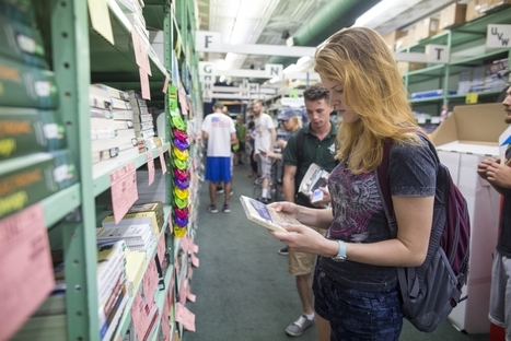 Some Ohio University professors ditch the textbooks, and the prices   Ebook and Publishing   Scoop.it