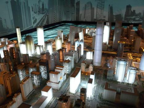 Mégarégions et villes globales - La Vie des idées | géographie, histoire, sciences sociales, développement durable | Scoop.it
