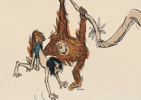 The Jungle Book: the making of Disney's most troubled film... | Art for art's sake... | Scoop.it