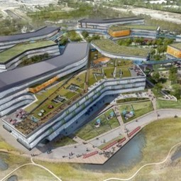 Google reveals plans for new Bay View campus in California   Digital-News on Scoop.it today   Scoop.it