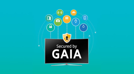 Samsung GAIA Security for Smart TV - Specs Features - HandyTechPlus | Smartphones and Tablets News Reviews | Scoop.it
