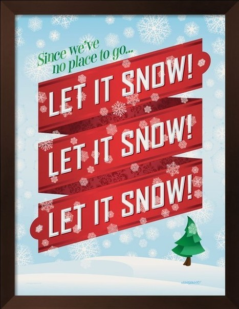 25 inspirational christmas poster designs the rh scoop it
