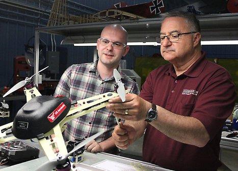 Dayton, Ohio Region helps pioneer future growth of drones | Geospatial Pro - GIS | Scoop.it