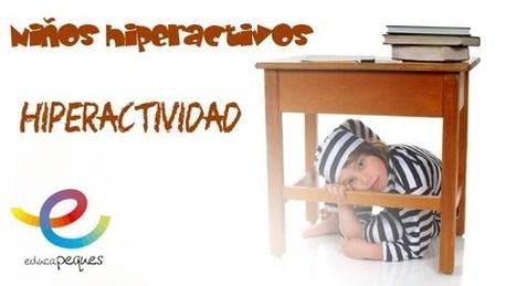 Hiperactividad. Niños hiperactivos - Educapeques | Madres de Día Pamplona | Scoop.it