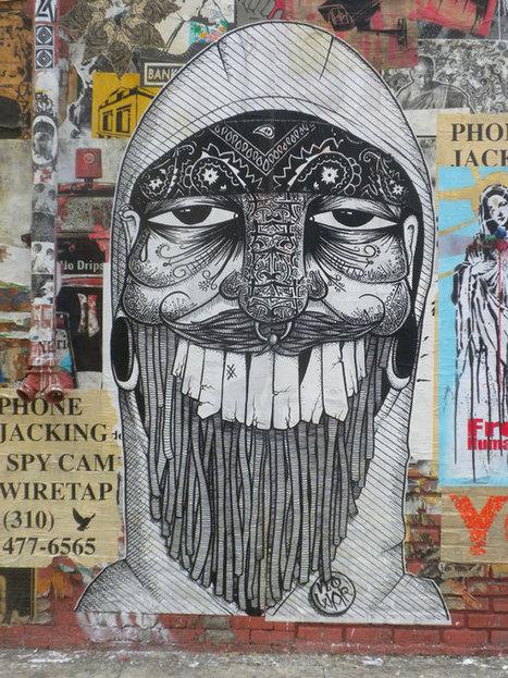 No War – Street Art by GATS   The Dirt Floor   World of Street & Outdoor Arts   Scoop.it