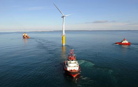 Greentech : Ores, le stockage de l'électricité éolienne en eau profonde | Sustain Our Earth | Scoop.it