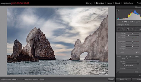 Here's What Was Launched Yesterday for Lightroom CC, Mobile, and Web   Photography News Journal   Scoop.it