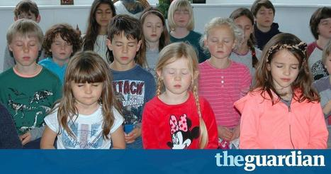 Close your eyes and breathe:  schools sign up to mindfulness | The Future of Education  - Where do we go now? | Scoop.it