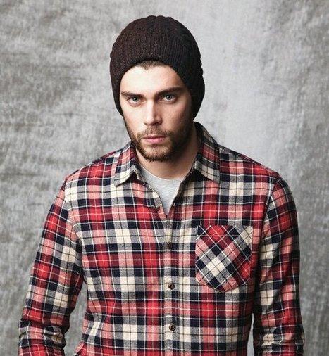 Mens knit beanie hats | Womens fashion | Scoop.it