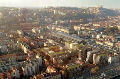 Lyon : les anciennes prisons reconverties en campus   urbanisme et citoyenneté   Scoop.it