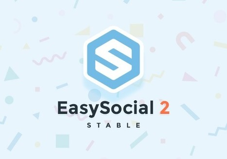 EasySocial 2.0 Stable Release   Just Joomla!   Scoop.it
