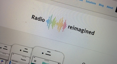 Personalised radio service Rivet Radio adds podcasts, traffic news | MediaInfo | online radio | Scoop.it