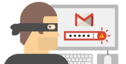 Gmail : un nouveau fishing qui fait des dégâts | Freewares | Scoop.it