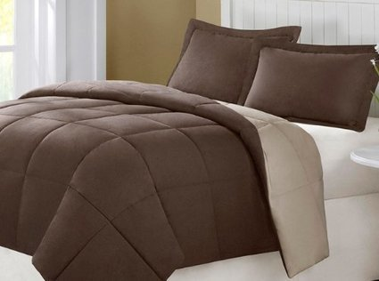 310TC Thread Count 100/% Cotton Percale Sheet Set DOUBLE New by ALLURE LIVING