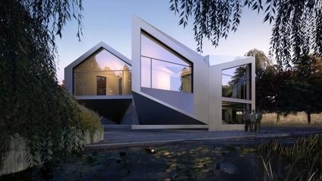 Les maisons mouvantes sont-elles les logements de demain ? | Immobilier | Scoop.it