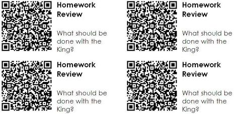 10 ways to use QR Codes in a History classroom | The Best of QRcode | Scoop.it