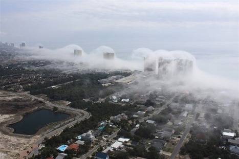 Cloud Tsunami rolls over Florida high-rise condos | Awesome Photographies | Scoop.it