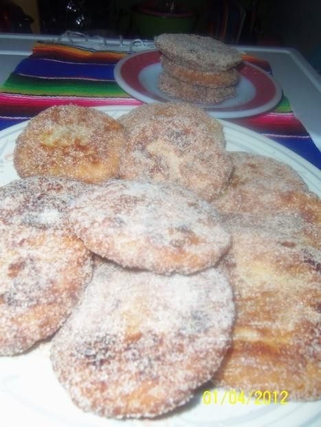 Bunuelos - Hispanic Kitchen | mexicanismos | Scoop.it