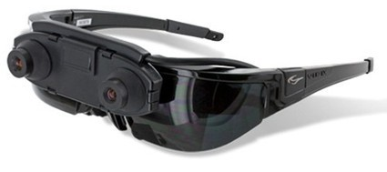Vuzix's Wrap 1200AR glasses do 3D augmented reality for $1,499 | Augment My Reality | Scoop.it