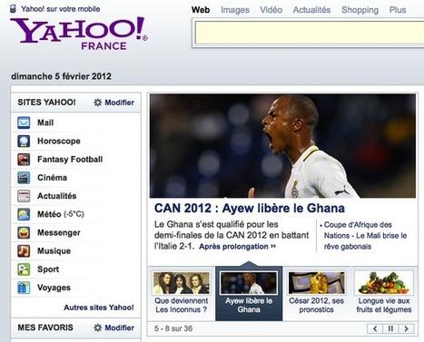 L'Italie est en Afrique d'après Yahoo.fr | The Black Pool | Scoop.it