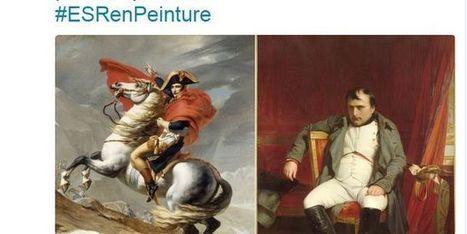 Le quotidien des universités raconté en peintures célèbres sur Twitter | Enseignement Supérieur et Recherche en France | Scoop.it