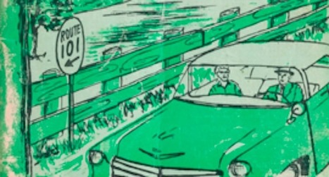 Black travelers used the 'Green Book' to avoid racist towns and businesses in the Jim Crow era   Criminology and Economic Theory   Scoop.it