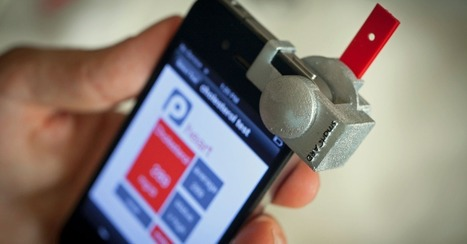 """A smartphone app which uses """"selfies"""" to check your cholesterol level 