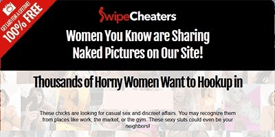 Find Out If SwipeCheaters.com Is Full Of Married Women Or Fake Bots