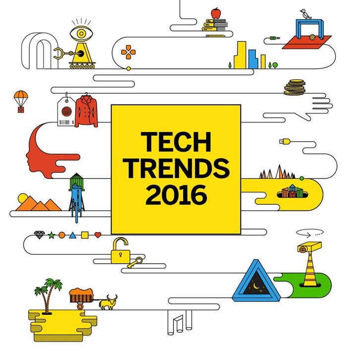 Tech Trends 2016 | Megatrends | Scoop.it
