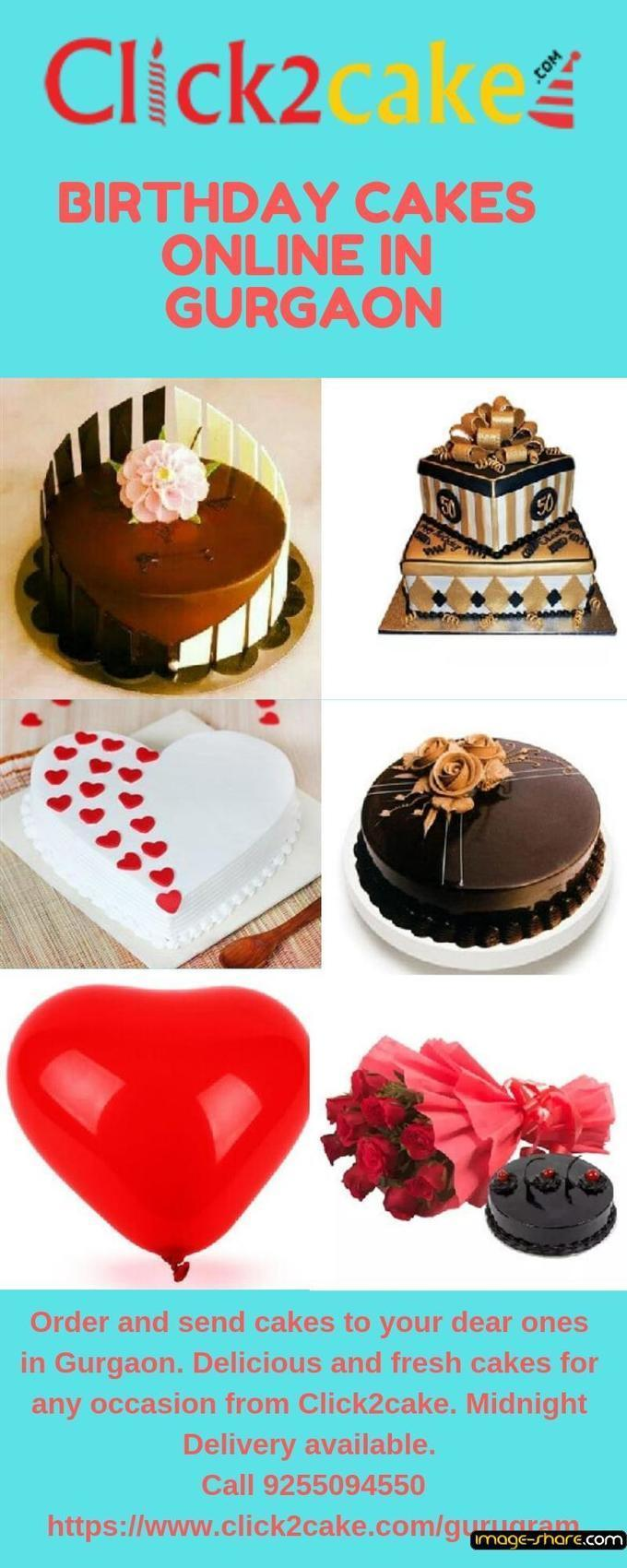 Birthday Cakes Online In Gurgaon