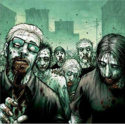 Zombies came between friends says original Walking Dead artist Tony Moore | Sharing Is Caring | Scoop.it