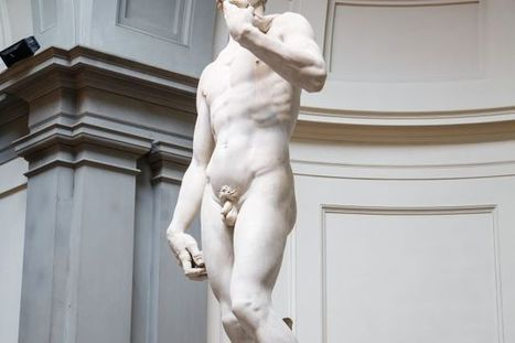 Top 5 Art Works to see in the Galleria dell'Accademia, Florence | Italia Mia | Scoop.it