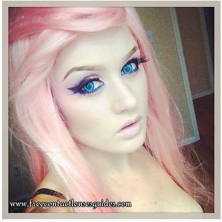 Free Colored Contacts Sample by Mail  Colored