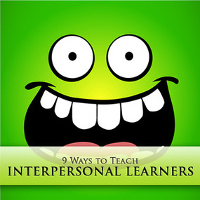 ESL Learning Styles: 9 Ways to Teach Interpersonal Learners | Web 2.0 Tools in the EFL Classroom | Scoop.it