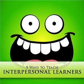 ESL Learning Styles: 9 Ways to Teach Interpersonal Learners | Didaktiken, Kursdesign, Theoriehintergründe für E-learning, E-Moderation, E-Coaching | Scoop.it