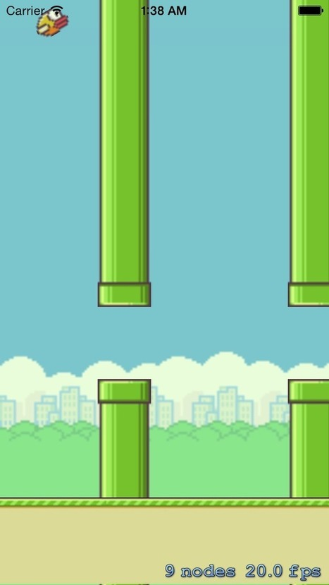 gscalzo/FlappyBirdClone | PandaLit | Scoop.it