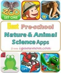 10 Kids Apps About Bugs - Fun and Educational   iGameMom   Edtech PK-12   Scoop.it
