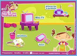 Mila raconte 1001 histoires | FLE enfants | Scoop.it