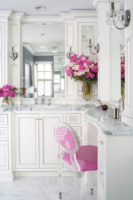 Surprisingly Versatile: 25 Fabulous Pastel Pink Interior Designs | DesignRulz | Designing Interiors | Scoop.it