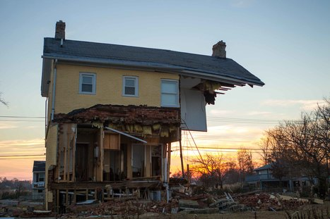 Hurricane Sandy Recovery Efforts Continue | greentea | Scoop.it