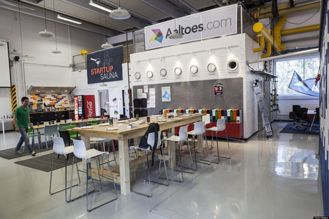 Making Co-Working Spaces Work For Your Business | CoWorking | Scoop.it