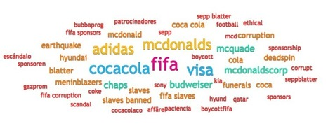 FIFA, NIKE, Adidas, Budweiser, VISA, Coca-Cola: Real-Time Global Crisis Comms in Action | The Social Media Story | Scoop.it