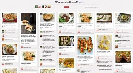 Media Companies Find Interest in Pinterest; Implications for Retail Brands / Social Commerce Today | Be Social On Media For Best Marketing ! | Scoop.it