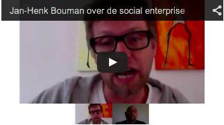 Interview (10 minuten) Jan-Henk Bouman mij over Social Business | Business Inspiration | Scoop.it