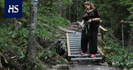 Kansallispuistojen pitkospuiden tilalle tuli metallia ja retkeilijät  harmistuivat – Nyt Metsähallitus kertoo 503c796c36