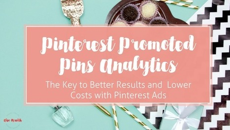 Pinterest Promoted Pin Analytics | Pinterest | Scoop.it