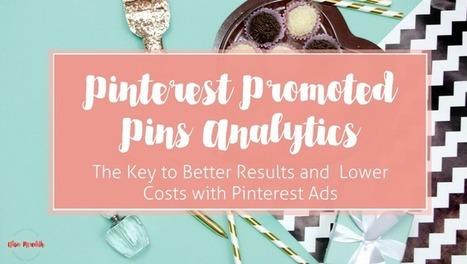 Pinterest Promoted Pin Analytics   Pinterest   Scoop.it