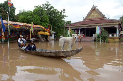 Floods sweep across Southeast Asia - Aljazeera.com | Thailand Floods (#ThaiFloodEng) | Scoop.it
