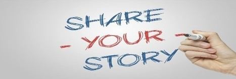 The importance of storytelling and how social media can help - Adam Houlahan   Blogging, Social Media & Tools   Scoop.it